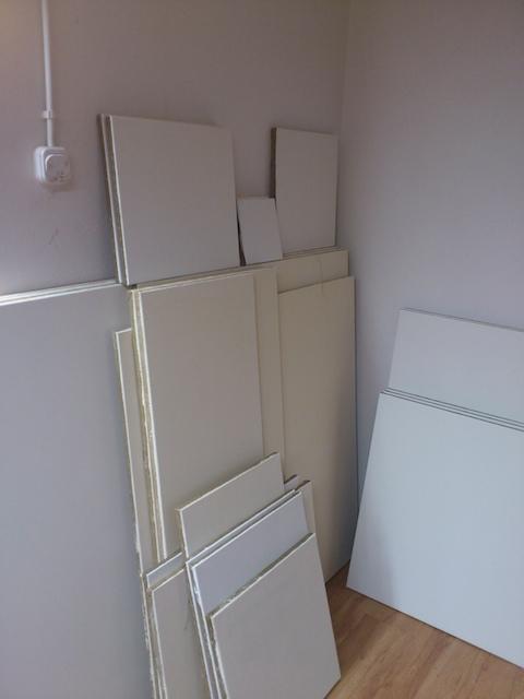 cichowski artist studio paintings on canvas professionally prepared to use