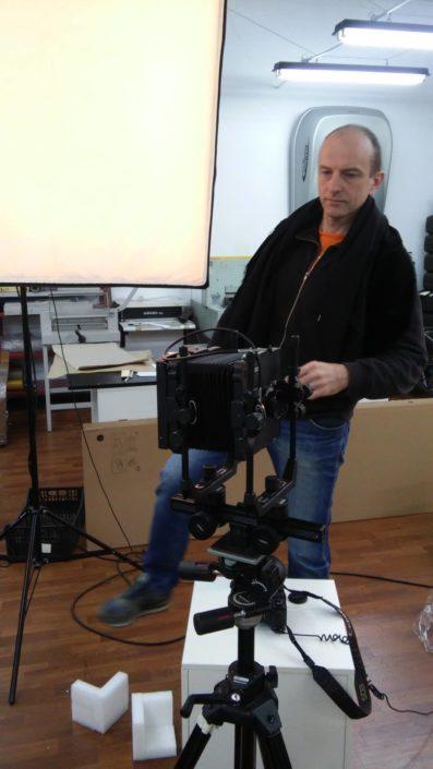 Work in photographic studio from Tomasz Cichowski