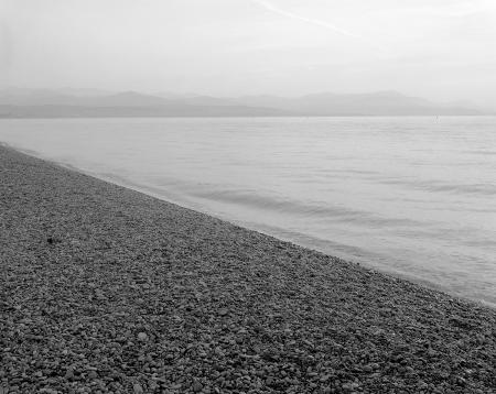 Sea fine art photography - black and white