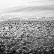 black and white sea fine art photography