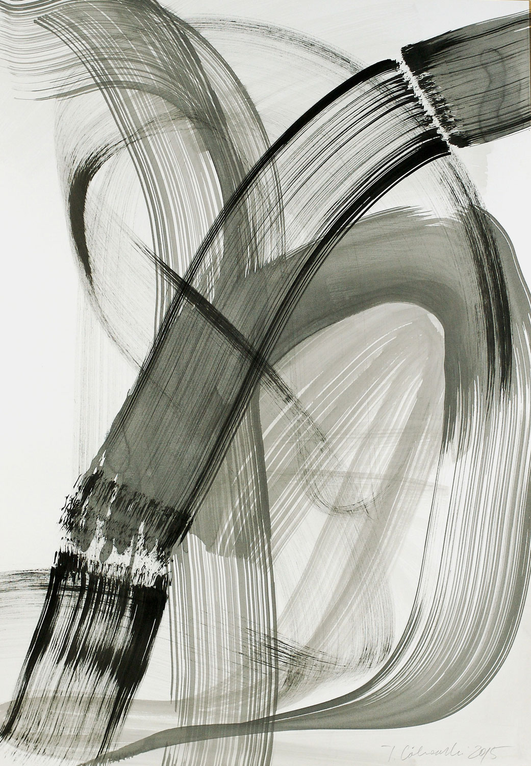 Abstract drawing print for sale