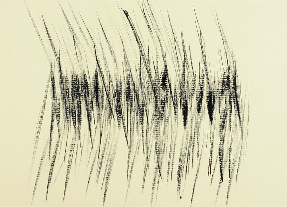 Contemporary Abstract Drawing For Sale